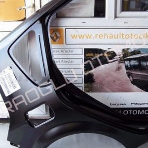Renault Scenic 2 Çamurluk Sacı Sağ Arka 7751477727 7751474842