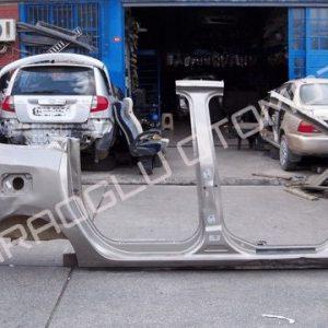 Dacia Lodgy Kesme Marşpiyel Arka Çamurluk Sağ 781008942R 764602206R