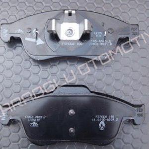 Dacia Duster Lodgy Dokker Fren Balatası Ön 440603905R 410607115R