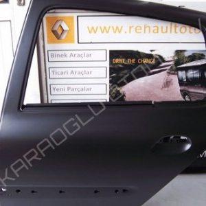 Renault Clio Kapı Arka Sol 7751472705 7751472475