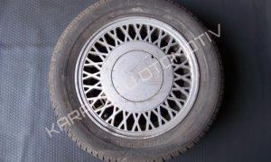 Renault 21 Çelik Jant 7700794528