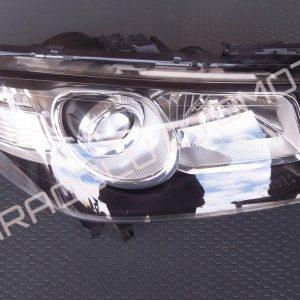 Renault Megane 2 Far Ön Sağ Mercekli Siyah 7701071563 260108519R