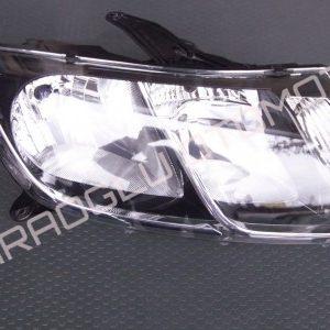 Dacia Logan Sandero Far Sağ Ön Çift Optik 260107415R 260106223R