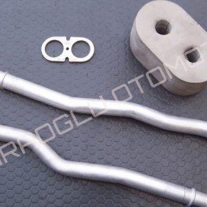 Opel Vivaro Kalorifer Radyatör Borusu 7701473280