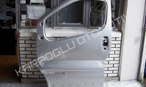 Opel Vivaro Kapı Ön Sol 7751478602 7751472214