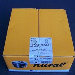 Renault Master 3 Piston Segman Takımı 2.3 M9T 120A17400R