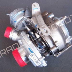 Renault Latitude Laguna 3 2.0 Turbo Kompresör M9R 7701478918