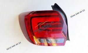 Renault Clio Symbol Sol Arka Ledli Stop Lambası 265550533R