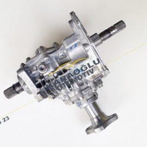 Dacia Duster 4x4 Arka Diferansiyel Aktarma Kutusu 8201116370