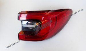 Renault Kadjar Çıkma Sol Arka Stop Lambası Dış 265508701R