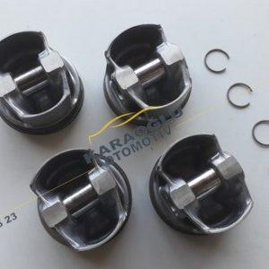 Nissan Qashqai Juke Piston Segman Takımı 1.2 Turbo HRA2DDT 1200000Q3E