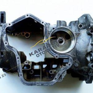 Nissan Juke Qashqai Blok Ara Yağ Karteri 1.2 Turbo HRA2DDT 1111000Q3B 1111000Q3S