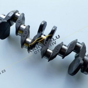 Renault Kadjar Captur Clio IV Krank Mili 1.2 Tce H5F 122018899R