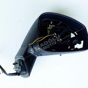 Renault Scenic 3 Dış Dikiz Ayna Kasası Sağ 963017468R 963019850R