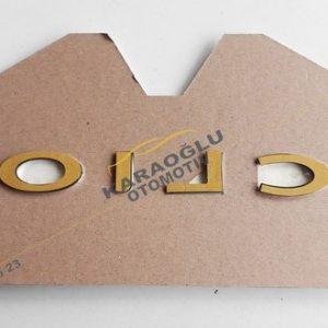 Renault Clio IV Bagaj Kapağı Yazısı Amblemi 908893003R 908890688R