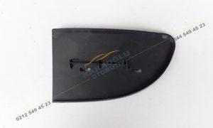 Renault Megane Ön Tampon Bakaliti Kapağı Sol 7700426527