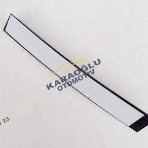 Renault Espace V Sol Arka Kapı Kelebek Camı Çıtası 822354302R