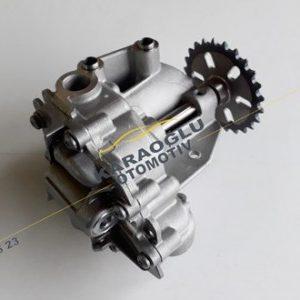 Nissan Qashqai Xtrail 1.6 Dci R9M Yağ Pompası 1501000Q2C