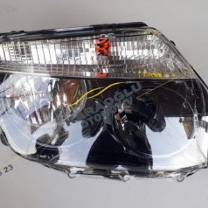 Dacia Duster Sağ Far Siyah Zemin 260101891R 260103738R