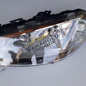 Renault Megane 2 Far Sol Ön 7701064018 7701054656