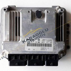 Opel Vivaro Enjeksiyon Motor Beyni 8200833387 8200635663