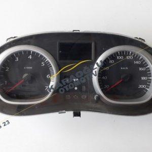 Dacia Duster Kilometre Gösterge Tablosu 248100027R 248100029R
