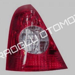 Renault Clio 2 Stop Lambası Sol Arka Makyajlı Kasa 8200917488