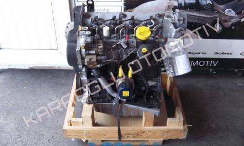 Renault Trafic Dizel Sandık Motor 1.9 Dci F9Q 870 7701479014