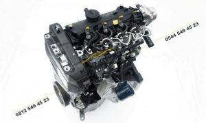 Nissan Juke Dizel Komple Motor 1.5 Dci K9K Euro 6 1010200Q7H