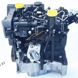 Renault Kangoo III Dizel Sandık Motor 1.5 Dci K9K 804 105 BG 7701478775