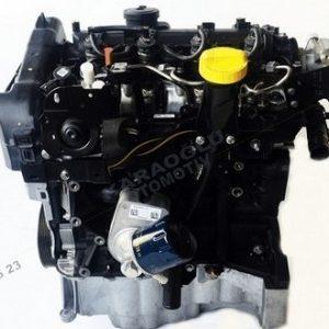 Renault Captur Clio IV Dizel Sandık Motor 1.5 Dci K9K 608 90 BG 100016578R