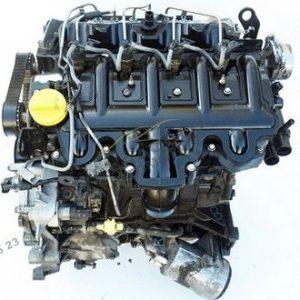 Renault Master Dizel Sandık Motor 2.5 16v G9U 754 7701475325