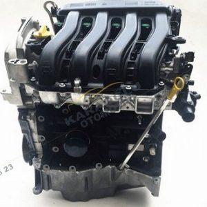 Renault Scenic II Benzinli Sandık Motor 1.6 16V K4M 812 7701477172 7701476945