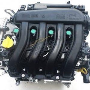 Renault Scenic II Megane II Benzinli Sandık Motor 1.6 16V K4M 760 7701474378