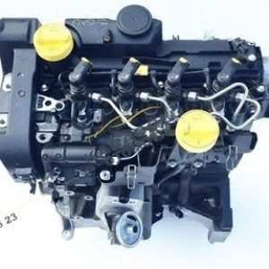 Renault Scenic II Megane II Dizel Sandık Motor 1.5 Dci K9K 732 7701477738
