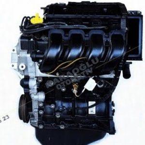 Renault Clio Twingo Benzinli Sandık Motor 1.2 16V D4F 712 7701473186