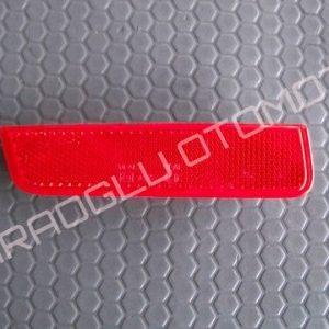 Dacia Duster Tampon Reflektörü Arka Sol 265654344R