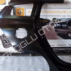 Renault Clio 4 SW Çamurluk Sacı Sağ Arka 760303232R 760301445R