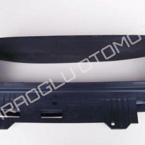 Renault Clio 4 Radyatör Davlumbazı 214992066R 214996296R