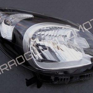 Renault Kangoo 3 Ön Sağ Far Siyah Makyajlı Kasa 260103948R