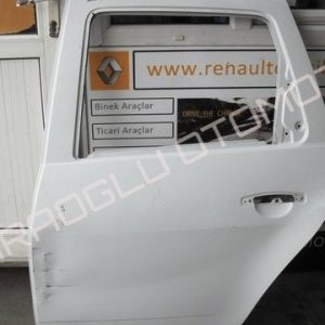 Dacia Duster Çıkma Sol Arka Kapı 821018552R 821012768R