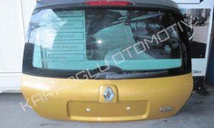 Renault Clio Hatasız Bagaj Kapağı 7751473239