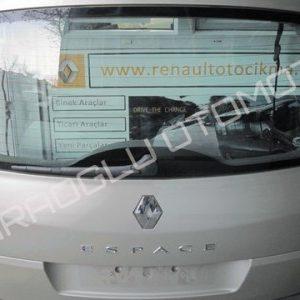 Renault Espace 4 Hatasız Bagaj Kapağı 7701473591 7701479147