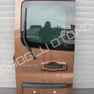 Renault Trafic 3 Hatasız Bagaj Kapısı Sol Arka 901010761R