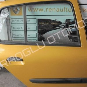 Renault Clio Hatasız Kapı Sağ Arka 7751472477 7751472707