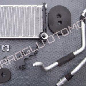 Renault Megane 2 Kalorifer Radyatör Boruları 7701209524