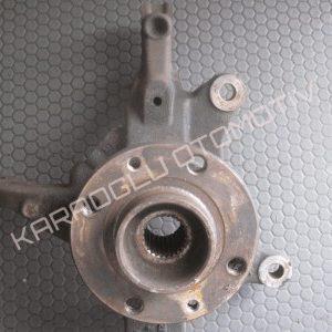 Dacia Dokker Lodgy Aks Taşıyıcı Sağ Ön Komple 400143629R 8200308650