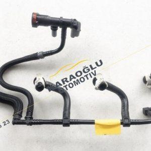 Nissan Juke Qashqai 1.5 Dci K9K Enjektör Dönüş Hortumu 1667100QAU