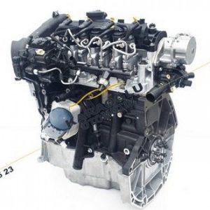 Nissan Qashqai 1.5 Dizel 110 Bg K9K 636 Komple Motor 1010201Q1F