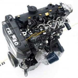 Nissan Juke 1.5 Dci Euro 6 110 Bg K9K 636 Komple Motor 1010200Q7H